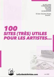 100 sites très utiles pour les artistes