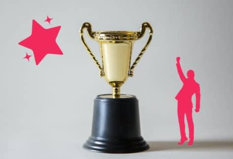 prix, winner, laureat, récompense