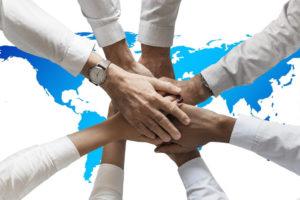 financement participatif, mains, solidarité