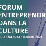 forum, entreprendre, culture